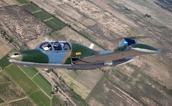 Hace 65 años voló el MS 760Paris