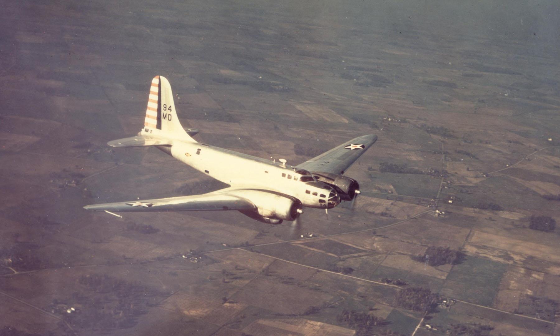 Douglas B-23