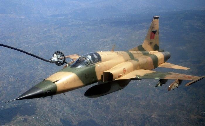 F-5, un sexagenario muysaludable