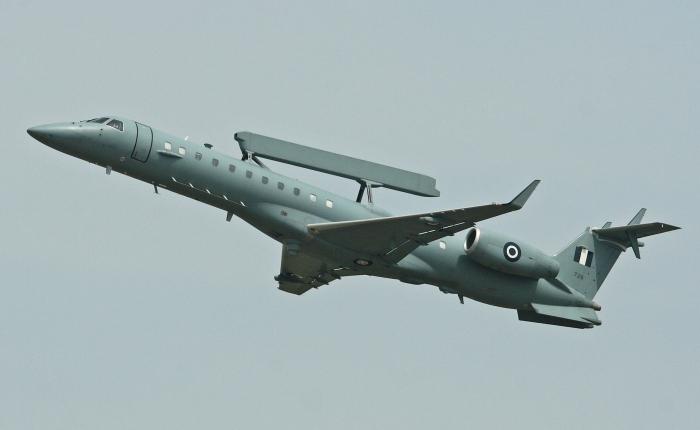 El AWACS brasileño, una opciónconsolidada