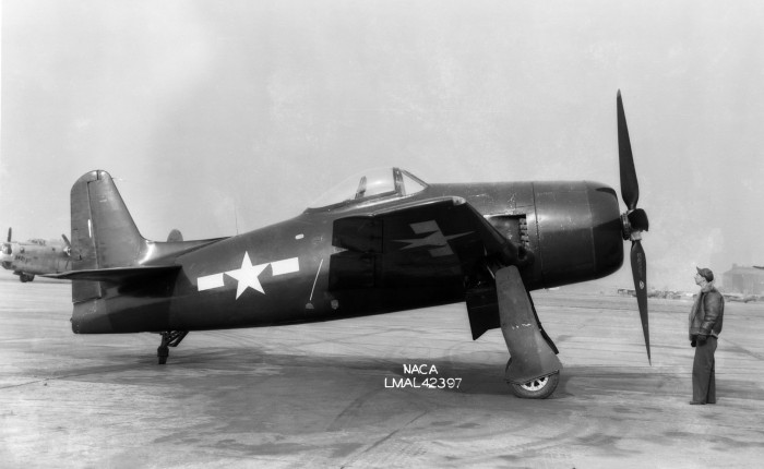 Grumman Bearcat, el último caza con motor de pistón de la marinaamericana