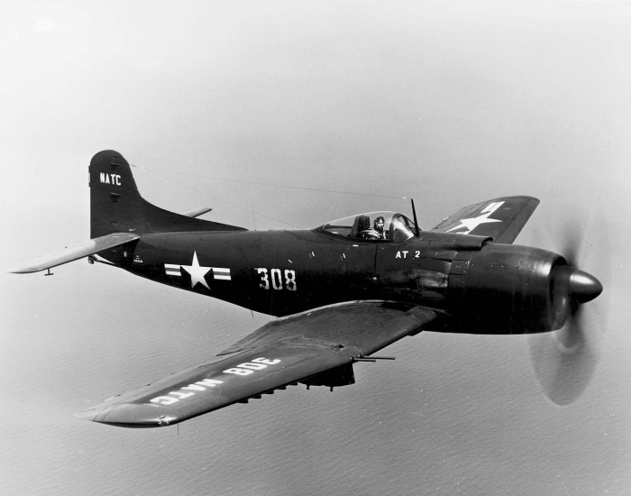 Martin_AM-1_NATC_in_flight