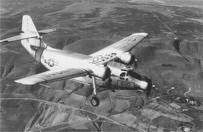 US 1948-0620 YC-125A NorthropColl