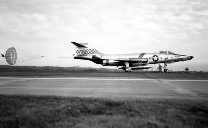El F-101 Voodoo, magia según elmanual