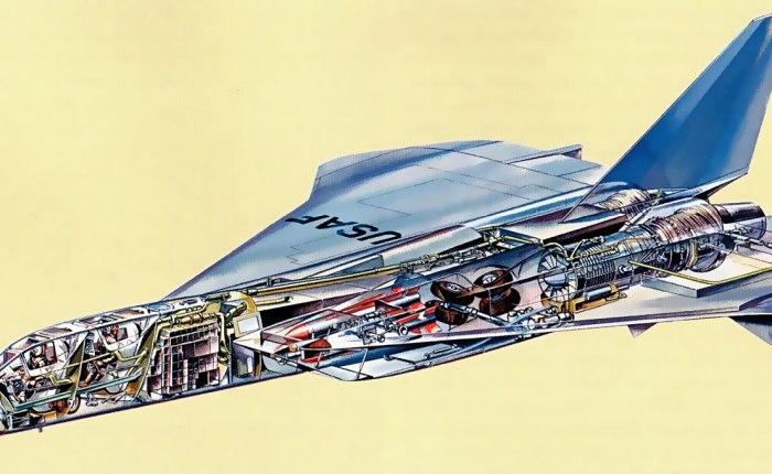 Cancelación del XF-108Rapier