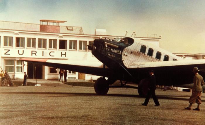 Junkers G23, un trimotor paratodo