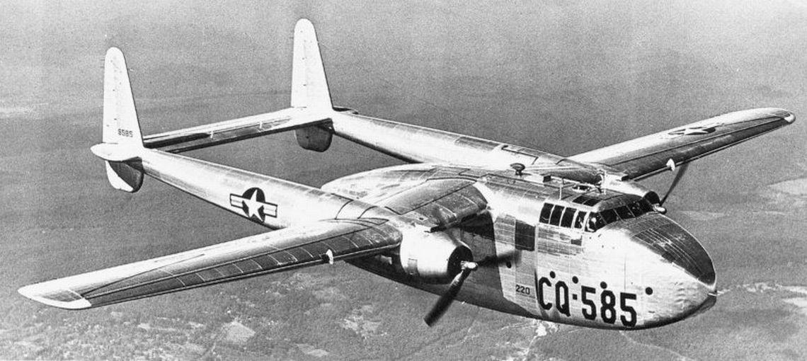 Fairchild c82p