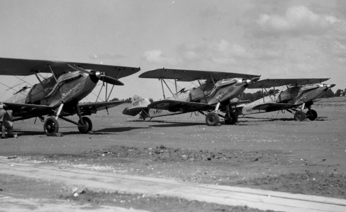 Hawker Hardy, un avión paratodo