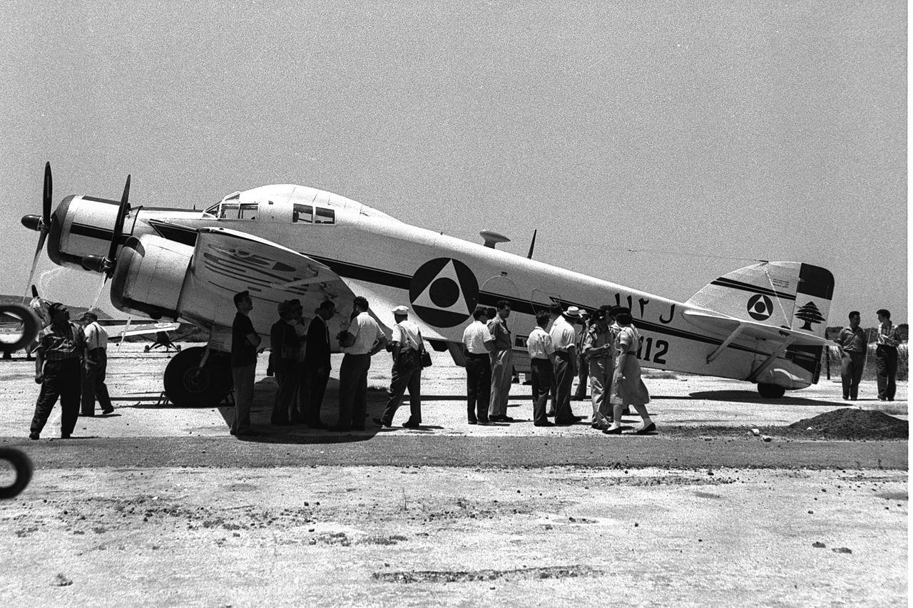 Lebanese SM.79