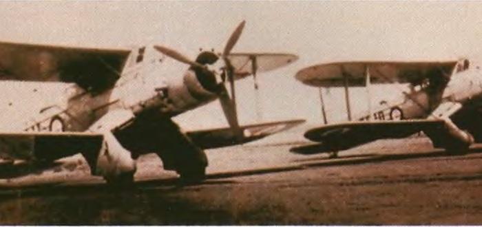 PL.108 el último avión embarcado deLevaseur