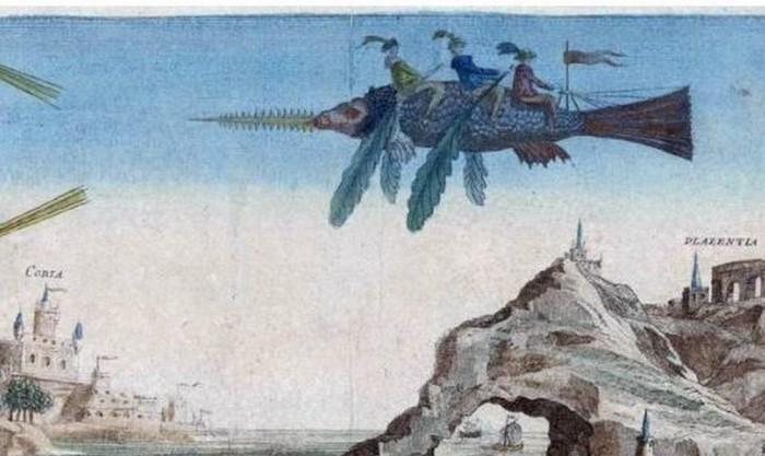 1784, de Plasencia a Coria en PezVolador