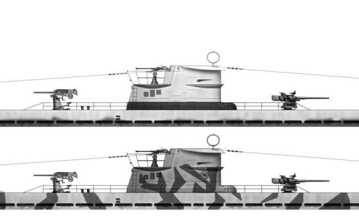 U-39 primer submarino alemán hundido en laIIWW