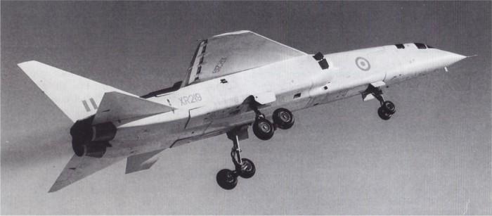 UK2 XR219 BAC TSR2 12