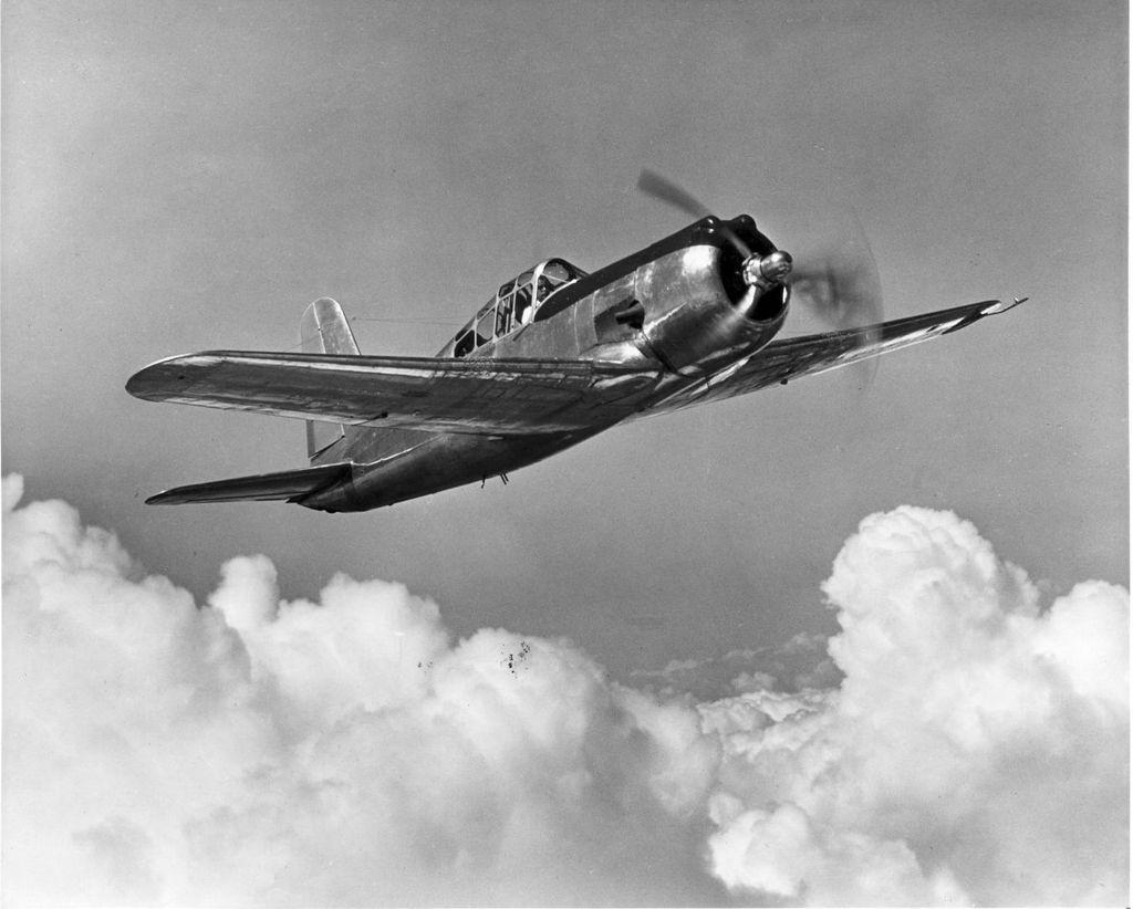 Vultee Model 48 P-66-1