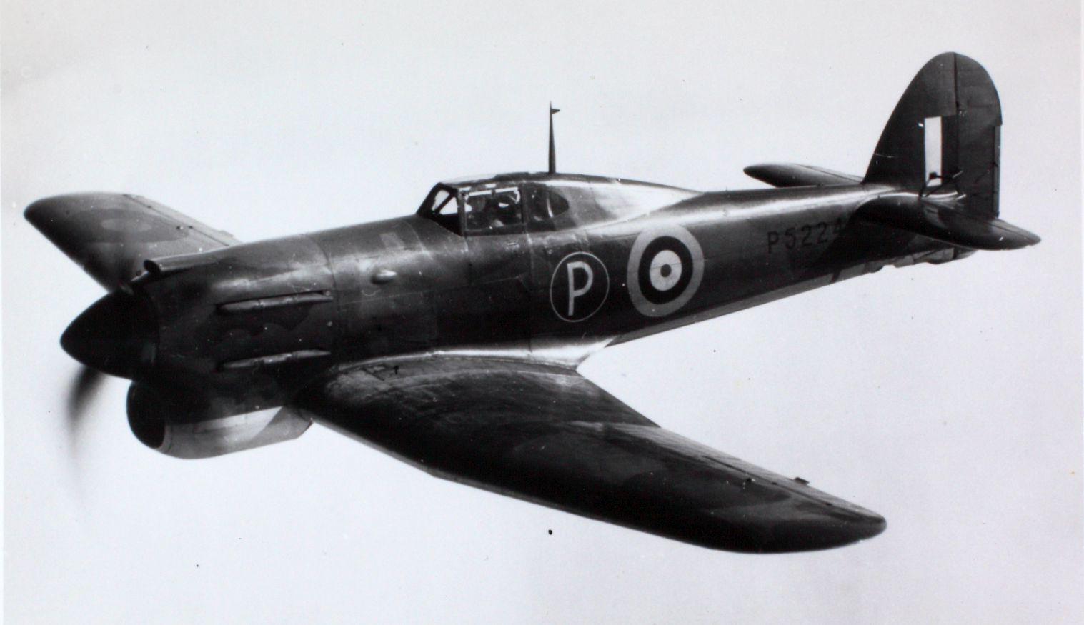 15_Hawker_Tornado_P5224,_Second_Prototype_(15216377393)