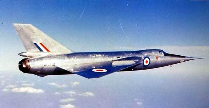 fairey-delta-ii-in-flight-1_6406668995_o