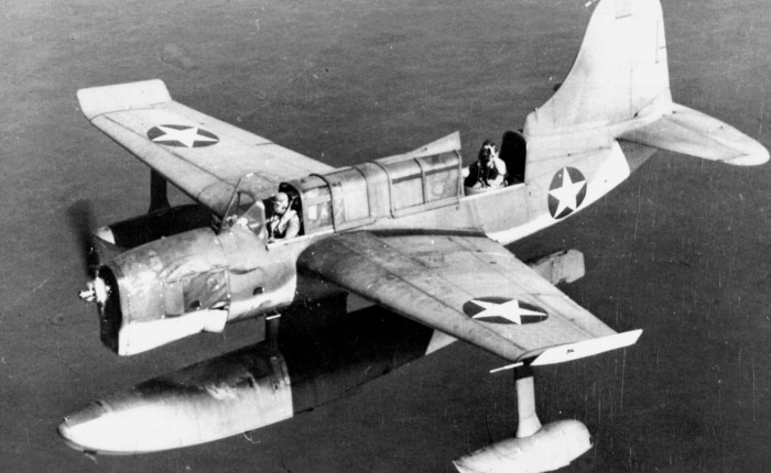 Curtiss Seamew, un problema conalas