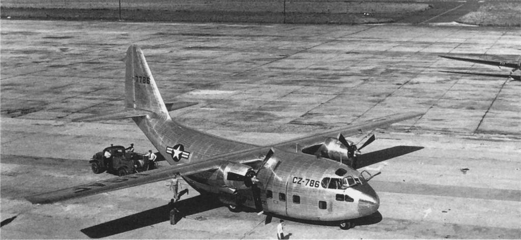 US 1947-0786 XC-123 SanDiegoMuseumColl