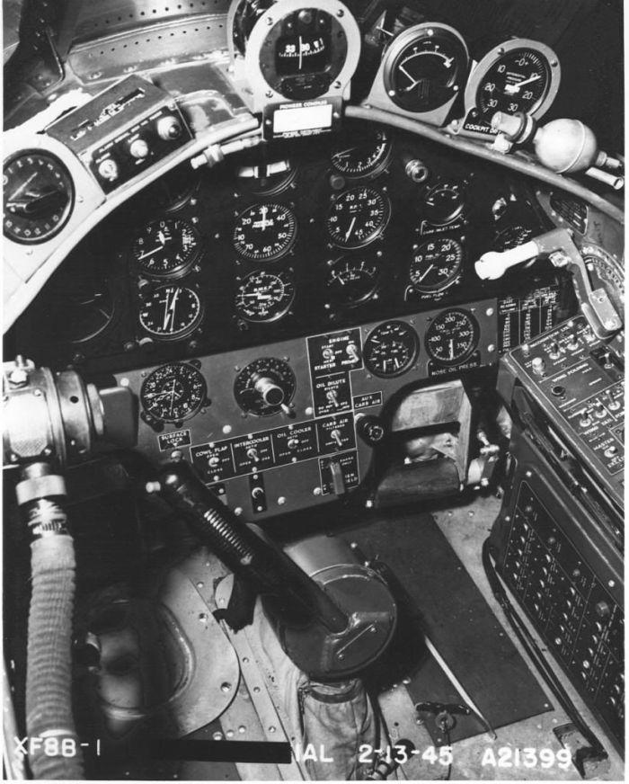 CockpitinteriorofXF8B-1byBoeing