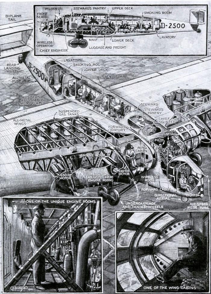 G-38 cutaway