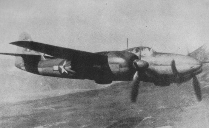 Japón construye el caza pesadoKi-83
