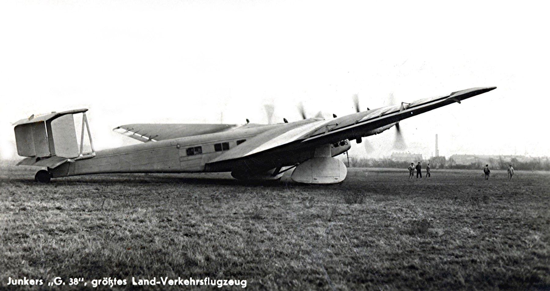 Junkers_G-38_side