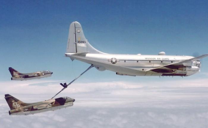 Boeing C-97, el primer gran carguero deposguerra