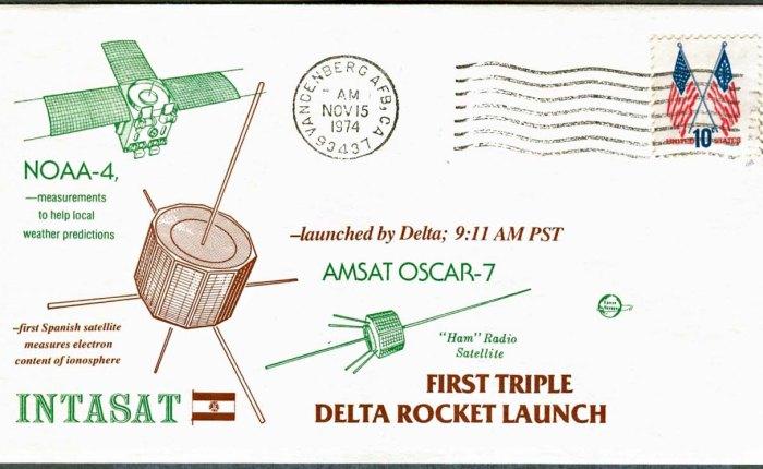 INTASAT, el primer satéliteespañol