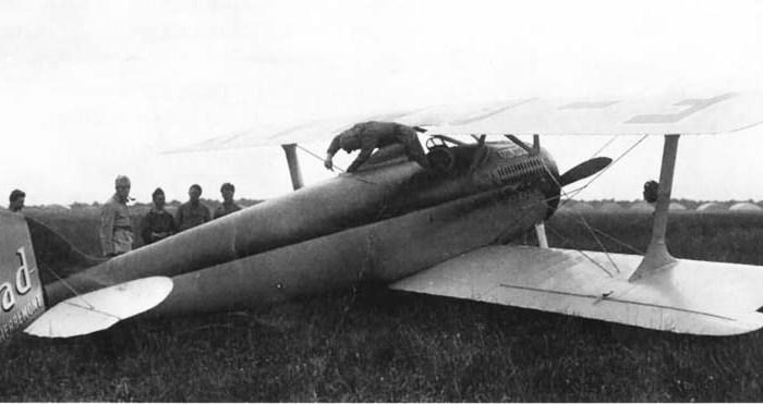 Bleriot SPAD S.27, entrada en el mercadocomercial