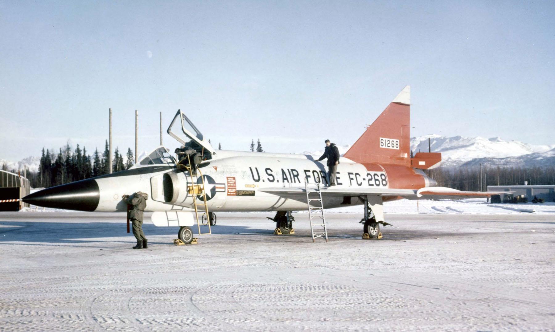 Convair F-102A