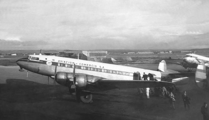1952-1960 AVIACO