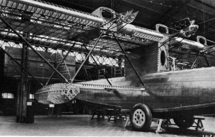 Blériot 5190 construction