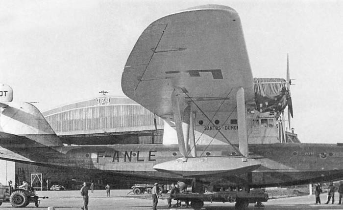 Primera travesía Atlántica del Bleriot5190