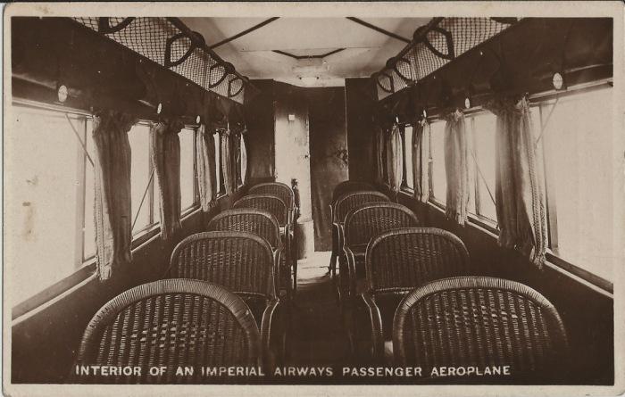 Imperial Airways HP W8 AI 1