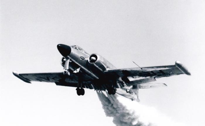CF 100 Canuck, el vigilante del Gran Norte deCanadá