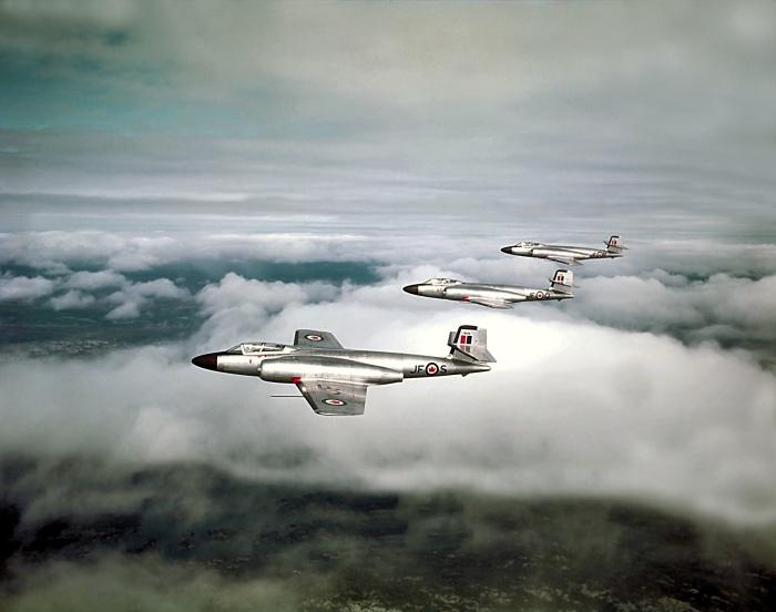 Avro CF-100 Canuck-colour-2