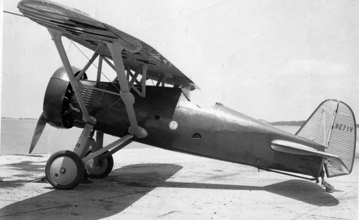 Boeing XP-15, desarrollo delP-12