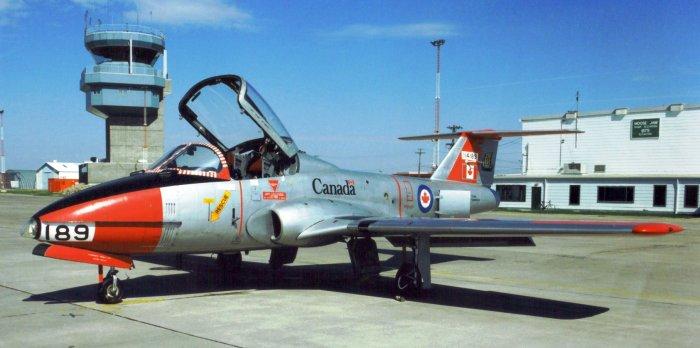 Canadair-Tutor-189--Moose-jaw--Trish-McNorgan