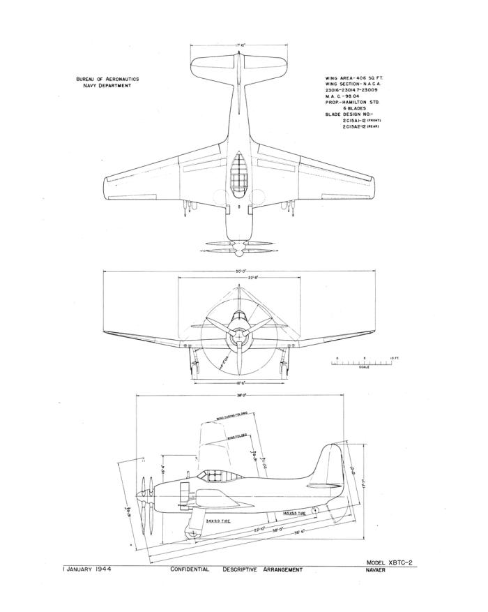 Curtiss_XBTC-2_BuAer_3_side_drawing_1944