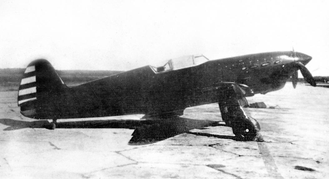 I-26 - prototype of Yak-1