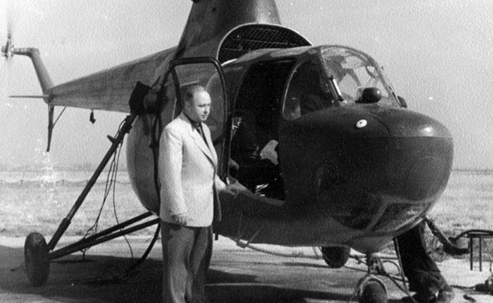 Aniversario de la muerte de MikhailMil