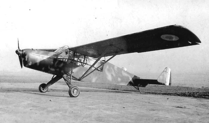 SFAN II n° 102 F-PEEX