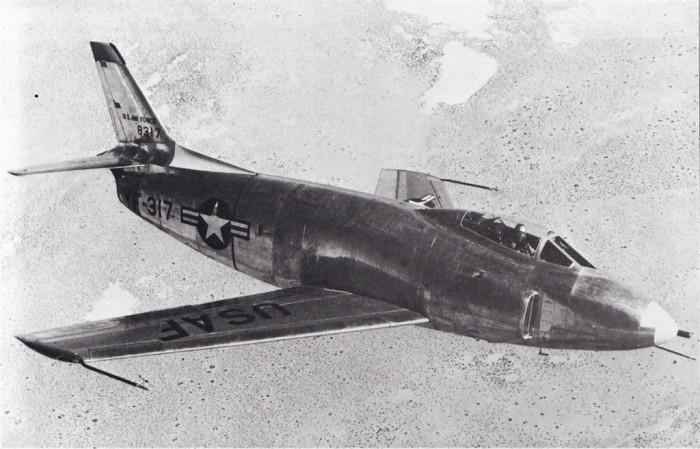 US 1948-0317 YF-93A 1