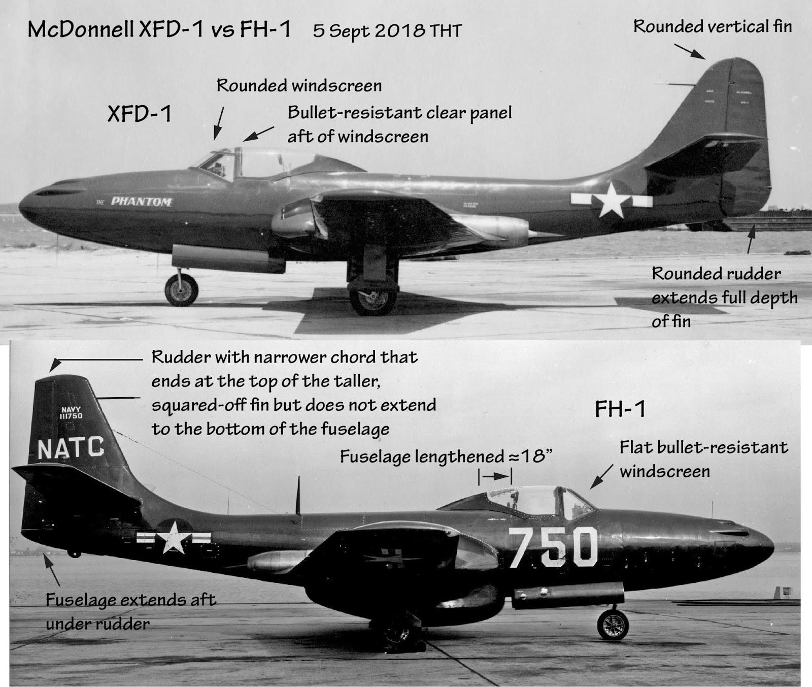 XFD-1 vs FH-1 Final