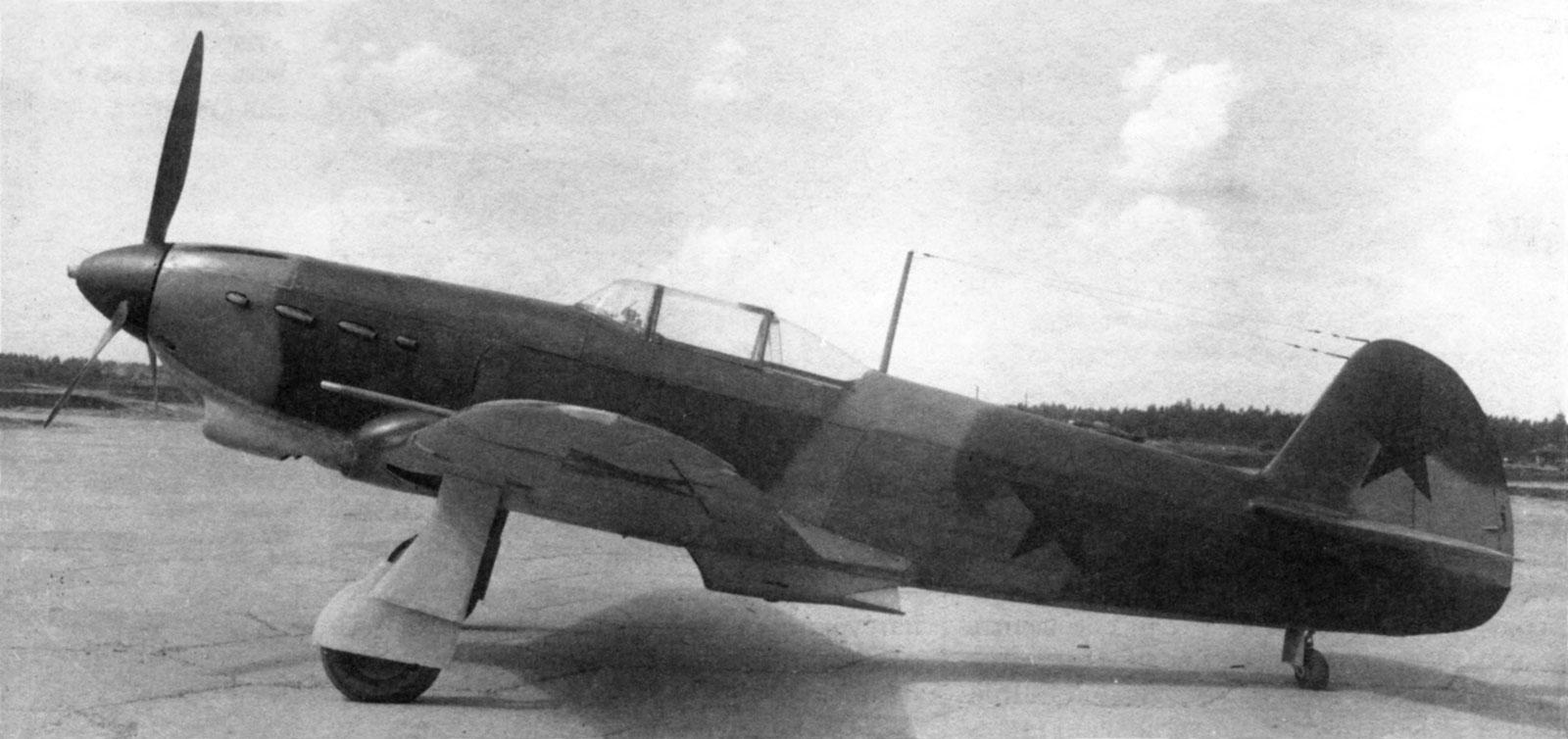 Yak-1-3560-prototype-Yak-1b