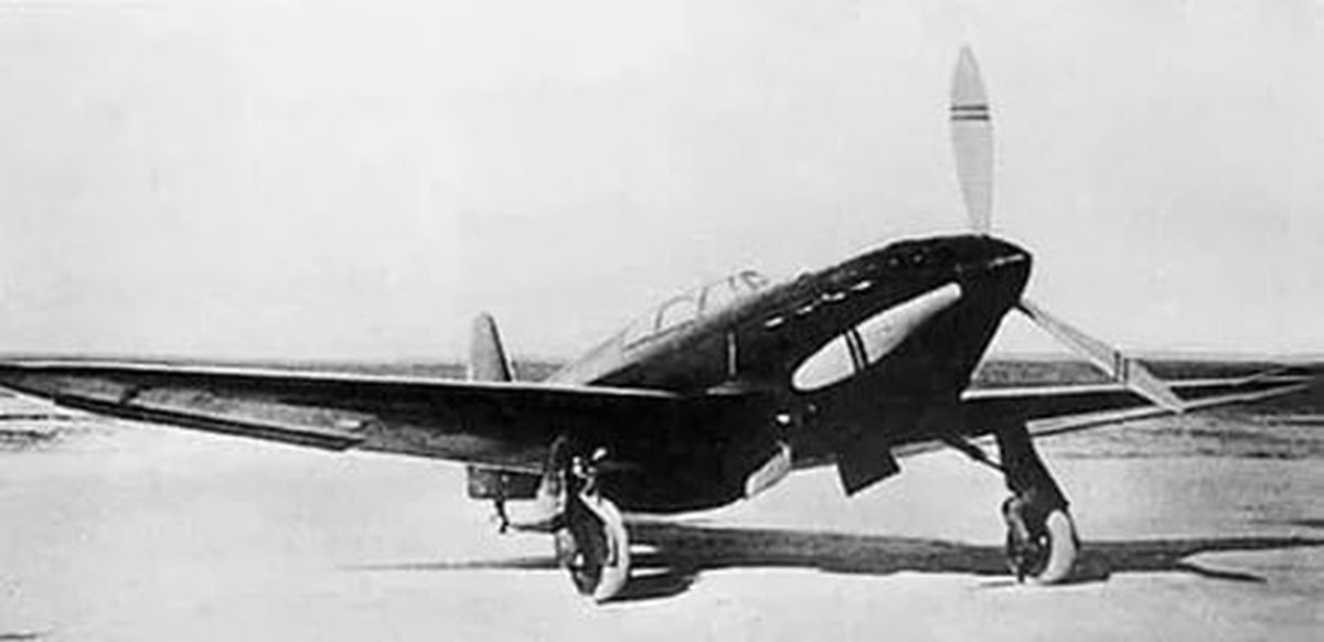 Yak 1 proto tipe I-26