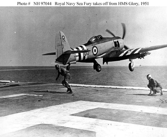 hawker-sea-fury-hms-glory-1951_6030524328_o