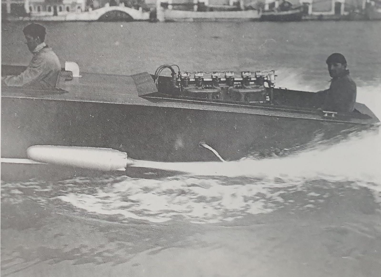 hidrojet Venecia 1932