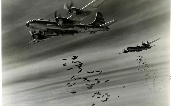 Operación Meetinghouse, el bombardeo más mortífero de lahistoria