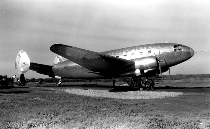 Curtiss CW-20, padre delCommando